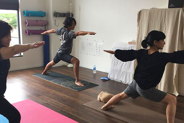 pranava yoga studioの画像
